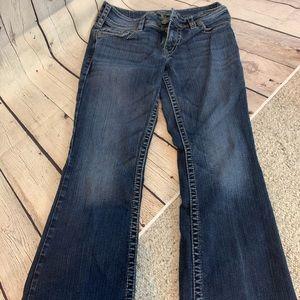Silver Suki Surplus Jeans W27 L30